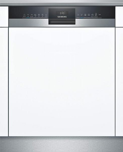 Siemens SN53HS60CE teilintegrierbarer Geschirrspüler, Home Connect, 60 cm, Edelstahl
