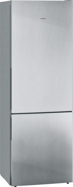 Siemens KG49EAICA Kühl-Gefrier-Kombination mit Gefrierbereich, 70 cm Edelstahl