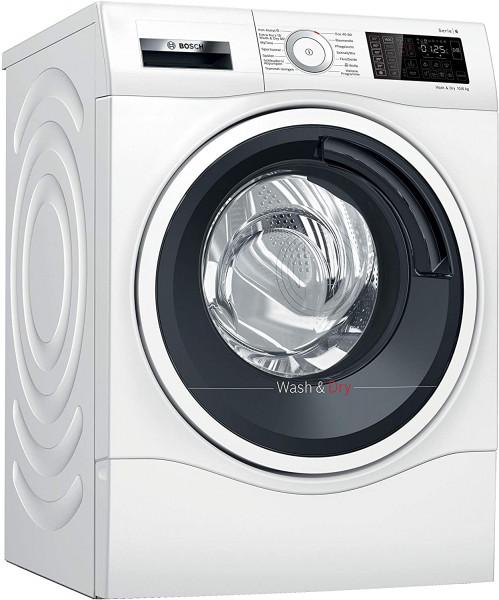 Bosch WDU28512 Waschtrockner 10  6 kg 1400 U min., weiß