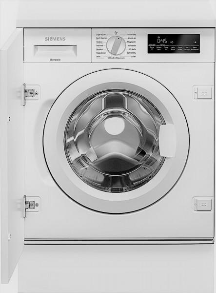 Siemens WI14W442 Einbau-Waschmaschine 8 kg 1400 U min weiß