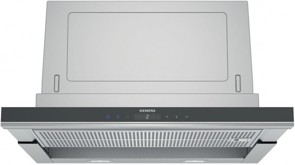 Siemens LI67SA671 Flachschirm-Dunstabzugshaube, 60 cm, Edelstahl
