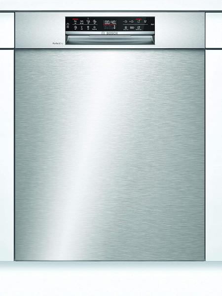 Bosch SMU6ZCS49E Unterbau-Geschirrspüler, 60 cm, Edelstahl