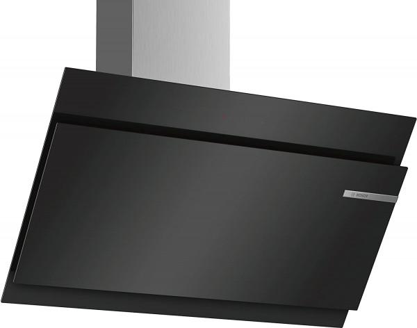 Bosch DWK97JM60 Kopffrei Wandhaube 90 cm schwarz