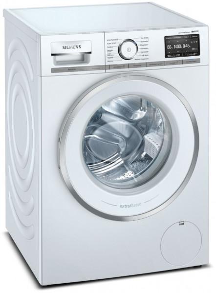 Siemens WM14VG93 Waschmaschine, Frontlader 9 kg ,1400 Umin., weiß, EEK A