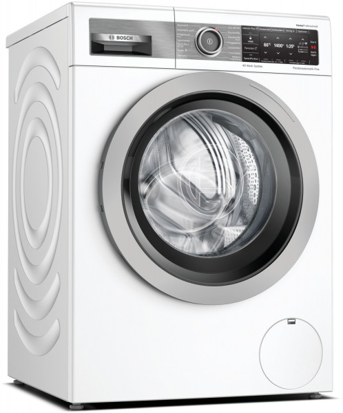 Bosch WAV28E42 Waschmaschine 9 Kg, Home Connect, 1400 Umin, weiß