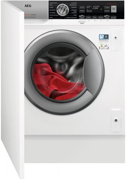 AEG L7WEI7680 Einbau-Waschtrockner 8 kg  4 Kg 1550 Umin weiß