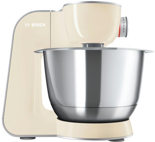 Bosch MUM58920 CreationLine Küchenmaschine 1000 W Beige, silber