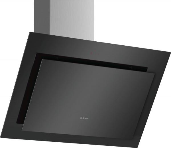 Bosch DWK87CM60 Kopffrei Wandhaube 80 cm schwarz