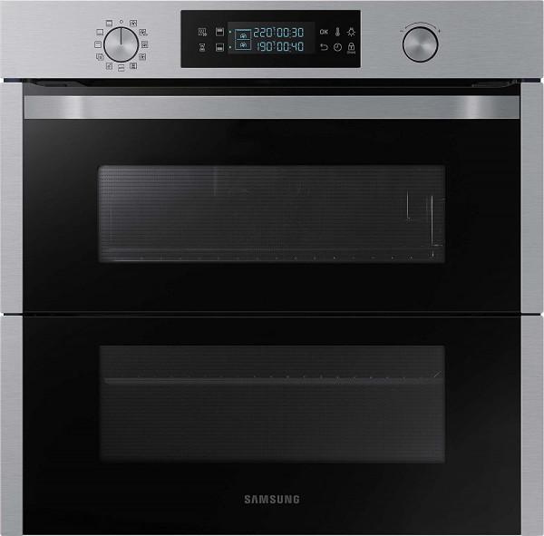 Samsung NV75N5671RS/EG Einbau-Backofen, Grill, Dual Cook, 60 cm EEK: A+