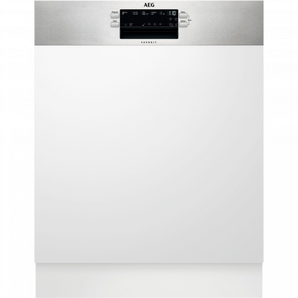 AEG FES5392AZM teilintegrierbarer Geschirrspüler 60 cm