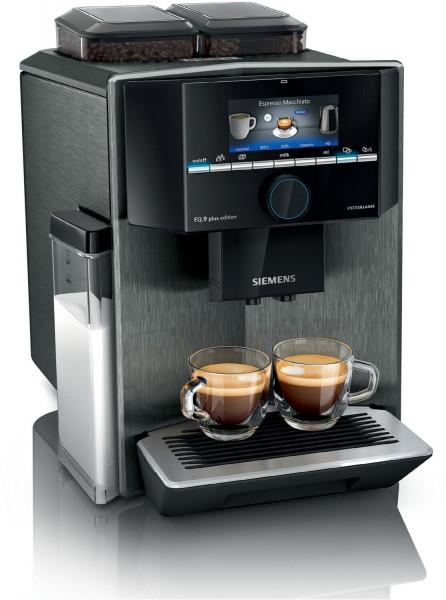 Siemens TI957FX5DE Kaffeevollautomat EQ.9 plus connect s700 Schwarz