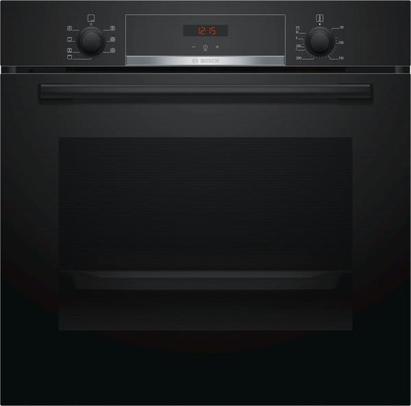 Bosch HBA533BB1 Einbau-Backofen, 60 cm, schwarz