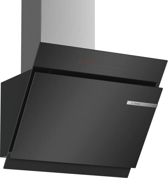 Bosch DWK67JQ60 Kopffrei Wandhaube 60 cm schwarz